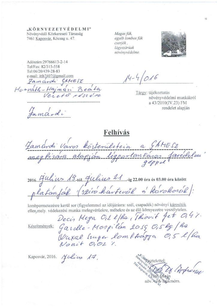 Zamárdi Növényvédelmi munkára felhívás-page-001